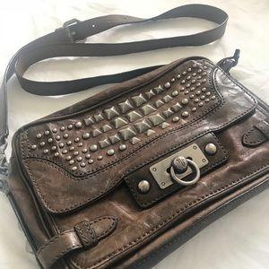 bea23832011c Frye Bags - Frye Cameron Studded Leather Crossbody Bag